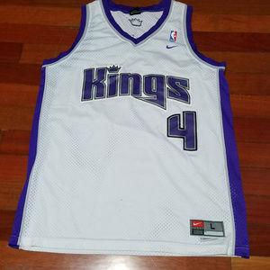 Vintage Sacramento Kings basketball jersey NBA